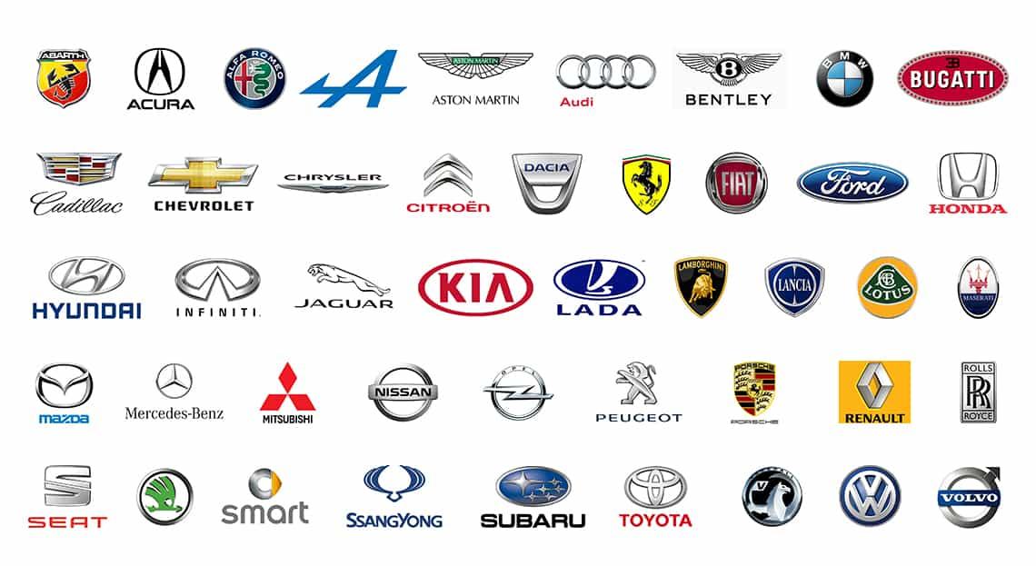 Marques automobiles