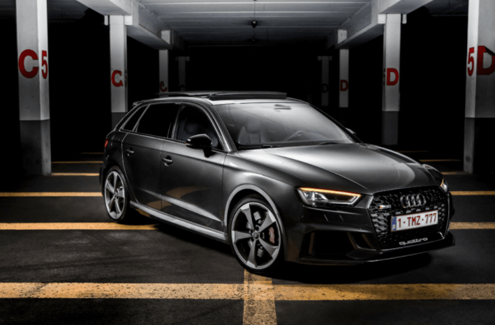 Covering Audi RS3